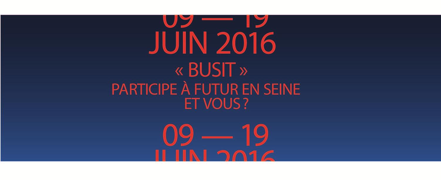 Busit a Futur en Seine