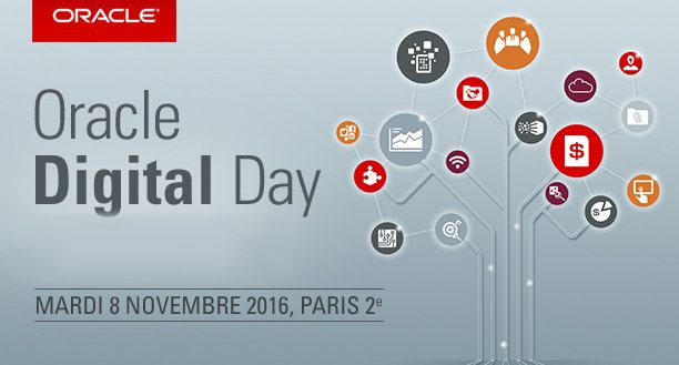 Busit à Oracle Digital Day