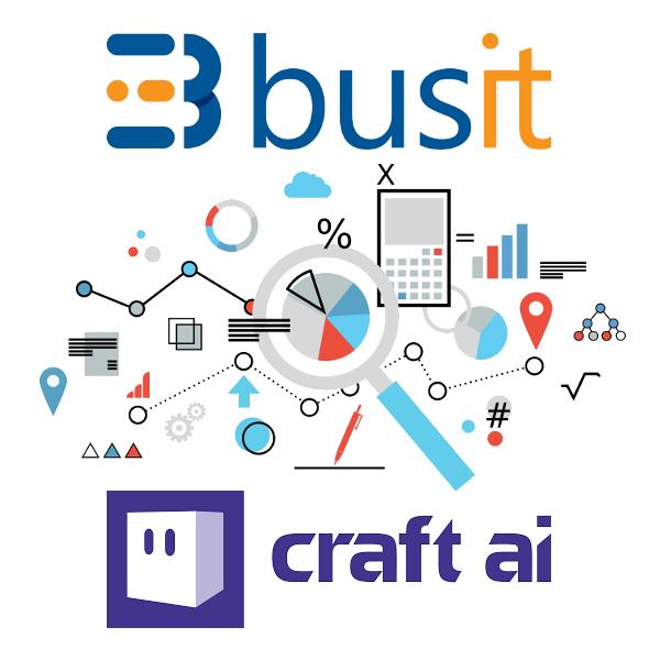 Partenariat Busit Craft.ai